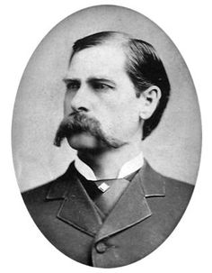 Wyatt Earp. ..the law