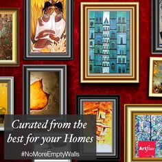 Limited Edition Sensorial Prints | Starting Rs. 3,975  #NoMoreEmptyWalls #canvas #paintings #art #wall #homedecor