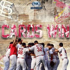"""FOX Sports Midwest on Instagram: """"#STLCards take Game 1! Tune in right now for postgame coverage on FSMW and FSGO: a.fsgo.com/QRpUu9qEs0 #TimeToFly"""" Cardinals Players, Cardinals Baseball, St Louis Cardinals, Fox Sports, Game 1, World Series, World Championship, Champs, Division"""