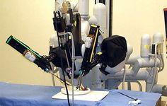 """Robot surgeon ... """"E"""