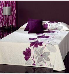 Bed Sets, Linen Bedding, Bedding Sets, Draps Design, Bed Sheet Painting Design, Sheet Curtains, Bed Cover Design, Designer Bed Sheets, Floral Bedspread
