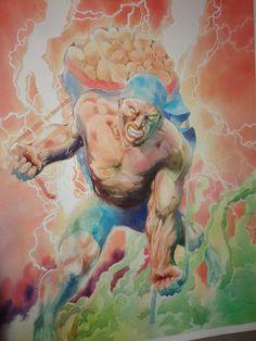 Resultado de imagen de illapa mitologia inca