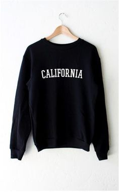 California Sweater Sweatshirt Outfit e98d56f80