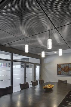 mesh ceiling panels - Google Search