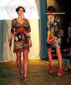 Fashion Show at the Hutspot in Amsterdam! www.Tessakoops.com
