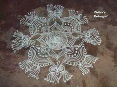 Chitra's Kolangal