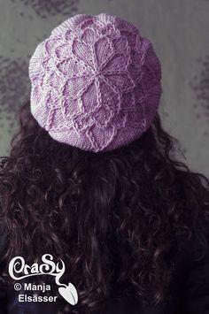 CraSy, Kopf und Kragen - Sylvie Rasch - Modell La Fleur Crochet Hats, Fashion, Accessories, Man Scarf, Headboard Cover, Men And Women, Scarves, Scale Model, Knitting Hats
