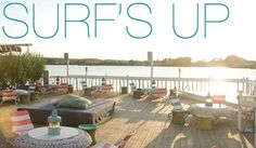 The Surf Lodge in Montauk