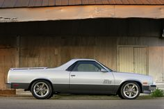 Project El Camino Verde: FINISHED VEHICLE - Holley Blog