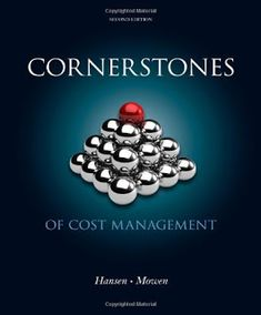 Solution manual for cornerstones of managerial accounting 5th name cornerstones of cost management author hansen mowen edition 2nd isbn 10 fandeluxe Images