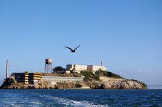 Alcatraz, San Francisco #California #travel