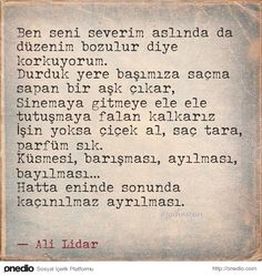 23 Quotes from the Poet Ali Lidar, Who Spell the Words from Strings to the Streets - Poem Quotes, Words Quotes, Poems, Life Quotes, Sayings, What Is Love, Love You, My Love, I Say Goodbye