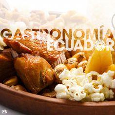 ISSUU - Gastronomía del Ecuador by esmaj ellav