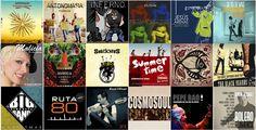 Portadas de discos 2014, un año de música.