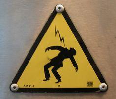 Hormephobia- Fear of shock. 1990s Icons, Electric Shock, Writing Advice, Phobias, Photo Booth, Signage, Wicked, Australia, Iphone