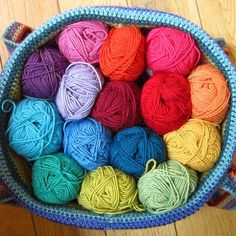 Regular contributor Attic24 on the hardest choice a crocheter has to make - picking the colours for a blanket