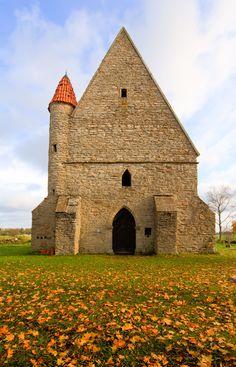Saha chapel, Estonia