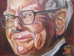 Warren Buffet.  $500
