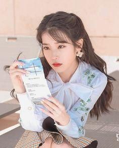 Korean Girl, Asian Girl, Iu Twitter, Sana Momo, She Girl, Iu Fashion, Korean Actresses, Celebs, Celebrities