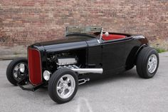 1932 Ford Model B Convertible