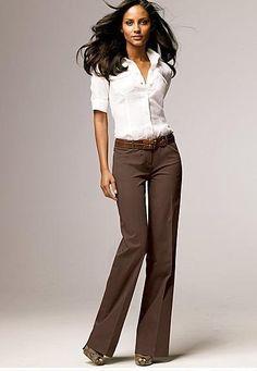 pantalones de vestir para mujeres - Buscar con Google