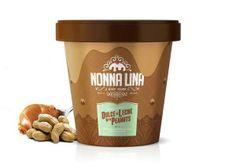Nonna Lina Ice Cream Packaging