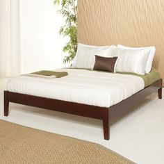 Shop Modus Furniture  SP18F Newport Simple Platform Bed at ATG Stores. Browse…