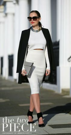 The Stylemma: The Two Piece http://www.thestylemma.com/2014/03/the-two-piece.html