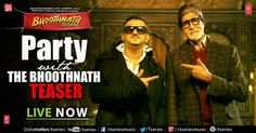 Party With Bhoothnath Bhoothnath Returns Teaser and HD video, Get Bhootnath Returns (2014) Latest Song Lyrics Party With Bhoothnath and also find all Bhootnath Returns Review n other song lyrics alert