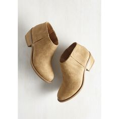 fe5d9c3ed7572 The Quest Is Yet to Come Bootie ( 45) via Polyvore featuring shoes