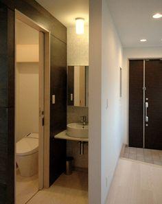 快適なトイレ空間へのリフォーム - 建築家リフォーム