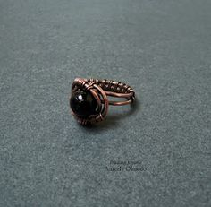 Wire Wrap Ring Tutorial