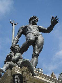 StatuaNettuno Bologna @Martinguardigli