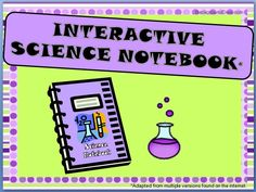 The Science Diva: ISN...Interactive Science Notebooks! Awesome breakdown of the ISN in PowerPoint format!