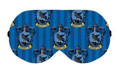 Ravenclaw Hogwarts Harry Potter Handmade Sleep Eye Mask Masks Sleeping Night Blindfold Travel kit Eyes cover patch wear Slumber Eyewear Gift by venderstore on Etsy