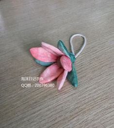 [转载]泡沫日记--手工布艺花朵