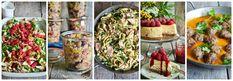 One pot wonder - lettvint gryterett - Mat På Bordet Pasta Med Pesto, Crunch Wrap, One Pot Wonders, Indian Food Recipes, Ethnic Recipes, One Pot Pasta, Lemon Curd, Tex Mex, Wok
