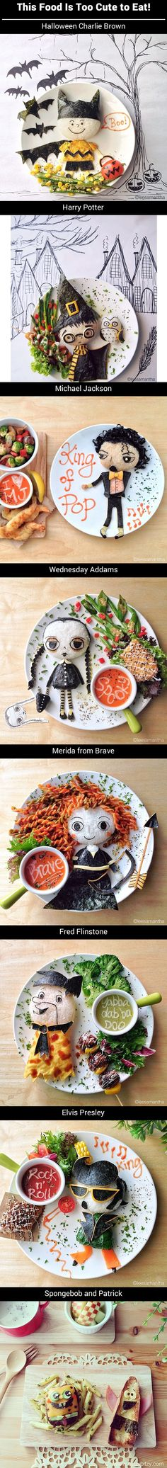 This Food Is Too Cute to Eat!