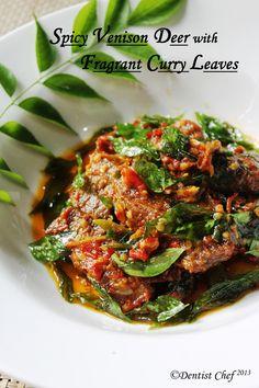 dear meat recipe spicy how cook venison deer