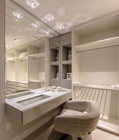 20 Super Ideas For Ikea Closet Small Dressing Tables Bedroom Closet Design, Closet Designs, Home Decor Bedroom, Dream Rooms, Dream Bedroom, White Bedroom, Dressing Table Design, Dressing Tables, Wardrobe Room