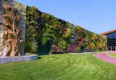 Record Vertical Garden giardino verticale, rozzano, guinnes dei primati, guinnes world record