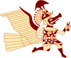 ... pre-Inca   Art ... Mochica ... by Juan Carlos Alcoser, via Behance Inca Art, Peruvian Art, Inca Tattoo, Visionary Art, Outsider Art, Caricature, Art Lessons, Aztec, Mythology