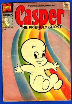 CASPER, THE FRIENDLY GHOST #59 * 1957 Harvey Comics * $5.95