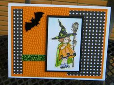 Halloween Clear Art Stamps