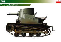 TKW Small Tank