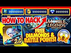 Mobile Legends Hack - How to Hack Mobile Legends Free Diamonds & Battle Points - Android & iOS No doubt mobile legends hacks are the best thing that you can . Bruno Mobile Legends, Miya Mobile Legends, Wireframe, Mobiles, Mobile Generator, Alucard Mobile Legends, Moba Legends, Android Mobile Games, Bristol