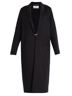 Foin Doublé wool and cashmere-blend coat   Acne Studios   MATCHESFASHION.COM UK