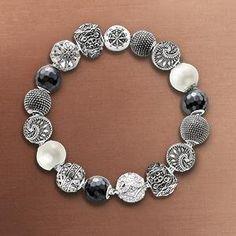 Thomas Sabo Karma Beads, Unisex Armband, 925er Sterlingsilber: Amazon.de: Schmuck