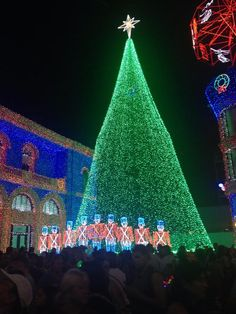 The Osborne Family Spectacle of Dancing Lights no Hollywood Studios #Disney