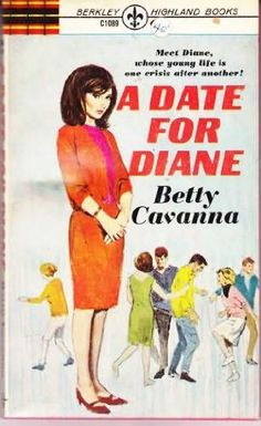 I haven't read this but the description looks fun.  Betty Cavanna wrote a lot of books.